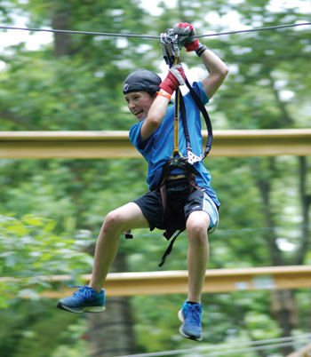 Adventure Park at West Bloomfield Opens for Fourth Season