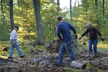 Natural Awakenings News: Join the #100in100 Forest Cleanup Challenge